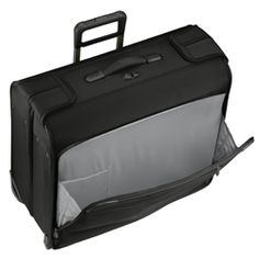 Deluxe Wheeled Garment Bag, Briggs & Riley