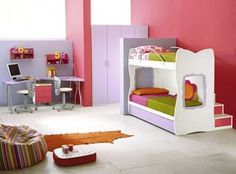 affordable modern twin beds for kids