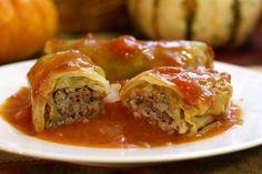 Saving room for dessert: Classic Cabbage Rolls