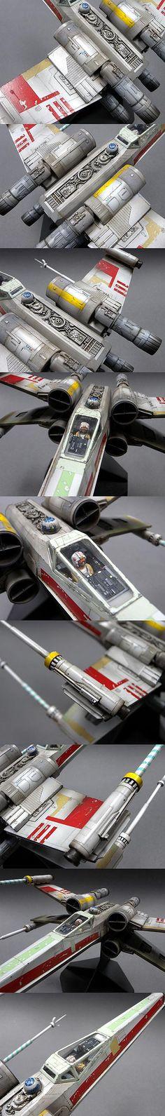 X-Wing 1/32 Scale Model