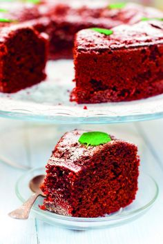 Sweet Desserts, Food And Drink, Pudding, Cupcakes, Red Velvet, Baking, Cheesecakes, Cap, Recipes