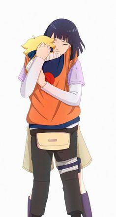 Mother son moment Anime: Boruto the Movie