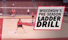 Teach players to rely on themselves to earn points in this pre-season serve & pass ladder where the winner gets to move UP and the loser slides DOWN! Volleyball Serving Drills, Volleyball Serve, Volleyball Skills, Basketball Cheers, Volleyball Training, Volleyball Workouts, Volleyball Quotes, Volleyball Gifts, Coaching Volleyball