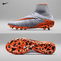 Deadly by Nature. Introducing the Hypervenom II from Nike Soccer.