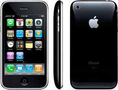 My first Apple iPhone G3, still working!