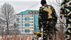 Pampore Update Terrorists Used Boat To Get To Pampore Building Near Srinagar Click here for details of how terrorists barged into the EDI Complex - http://u4uvoice.com/?p=239547