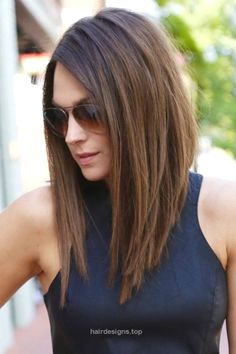 Welcome to today's up-date on the best long bob hairstyles for round face shap…