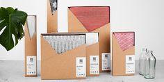 Klässbols Linen Factory — The Dieline - Branding & Packaging Design