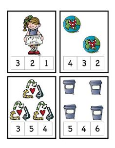 Preschool Printables: Earth Day