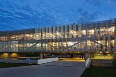 Sebrae Headquarters in Brasilia, Brazil by Gruposp
