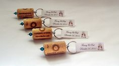 Wine Cork Keychain Favors- Great Wedding or Bridal Shower Favors- 50 – Etsy Wine Cork Keychain Favors- Great Wedding or Bridal Shower Favors- 50 Wine Cork Keychain Favors- Great Wedding or Bridal Shower Favors- 50 Cork Wedding, Unique Wedding Favors, Wedding Party Favors, Bridal Shower Favors, Wedding Gifts, Bridal Showers, Personalized Wine, Personalized Wedding, Diy Originales