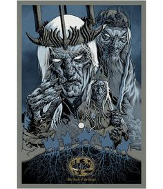 Servants of Sauron Mike Sutfin poster