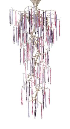 Glamour Staircase Large Chandelier by Serip Lighting (=)