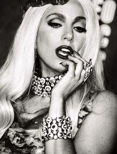 Lady Gaga...so crazy she's crush-worthy.