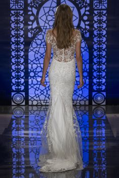 Reem Acra - Bridal Collection - Look 23 – Leticia