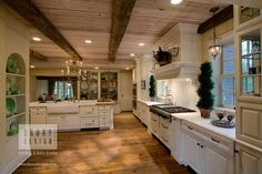 Traditional Kitchen | by Drury Design Kitchen & Bath Studio