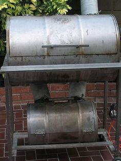 Homemade Grill/ Smoker 2 | Flickr