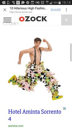 9ba98f1e57 Halloween style  Jeremy Scott for Adidas Fall Brings Us Teddy Bear Pants