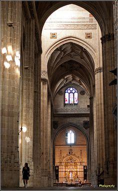 Ieronimus-4573. Interior de la Catedral de Salamanca