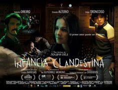 Infancia clandestina. Argentina 2011. Director: Benjamín Ávila.