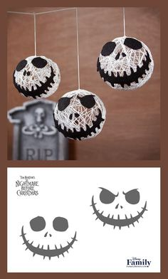 Jack Skellington Halloween String Garland – Famous Last Words Comida De Halloween Ideas, Dulceros Halloween, Halloween Arts And Crafts, Homemade Halloween Decorations, Adornos Halloween, Halloween Party Decor, Festive Crafts, Halloween Garland, Outdoor Halloween