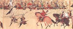 Mongol invasion of Japan - Battle of Bun'ei - The Mongol/Yuan troops withdrew and took refuge on their ships after only one day of fighting. A typhoon that night, said to be divinely conjured wind, threatened their ships, persuading them to return to Korea. Many of the returning ships sank that night due to the storm.