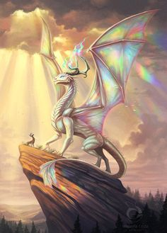 Mythical Creatures Art, Mythological Creatures, Magical Creatures, Mystical Creatures Drawings, Cute Fantasy Creatures, Ice Dragon, Dragon Manga, Dragon Fight, Dragon Rpg
