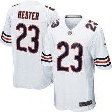 Nike Chicago Bears Kelvin Hayden Elite Jersey Youth White NFL Jerseys Sale  A. 97bb55fa0