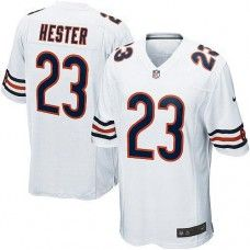 Shop for Official Youth Nike Chicago Bears http://#23 Devin Hester Elite White Jersey. Get Same Day Shipping at NFL Chicago Bears Team Store. Size S, M,L, 2X, 3X, 4X, 5X.$79.99