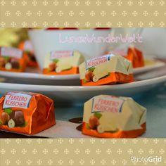 Ferrero Küsschen - Festlich Dekorieren