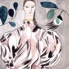Collaboration with JW ANDERSON for SS16 collection on Behance