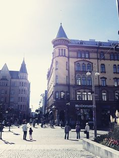Tampere, Finland - Going there this weekend :)