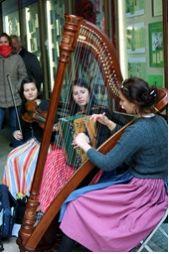 In Salzburg liegt Musik in der Luft