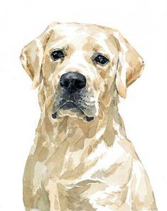 White Lab watercolor