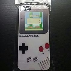 Iphone 5 case Old school nintendo gameboy phone case Accessories Phone Cases