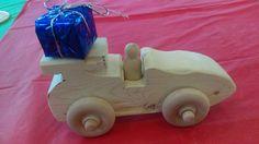 Cute Pine Wood Derby Race Car