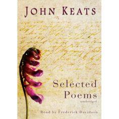 Poems, Selected by John Keats