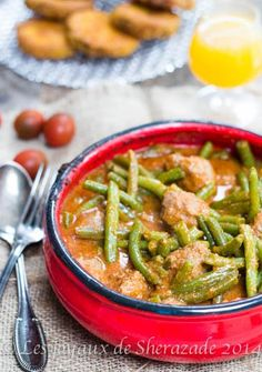 recette d'haricots verts facile et rapide Good Food, Yummy Food, Food Humor, Culinary Arts, Couscous, Bon Appetit, Pasta Recipes, Green Beans, Dairy Free