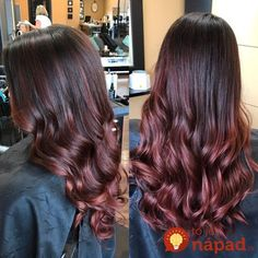 Black Coffee Hair With Ombre Highlights - 10 Cool Ideas of Coffee Brown Hair Color - The Trending Hairstyle Brown Hair Cuts, Brown Hair Looks, Brown Hair Shades, Brown Hair With Blonde Highlights, Brown Hairs, Brown Balayage, Light Brown Hair, Hair Highlights, Balayage Hair
