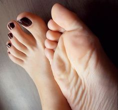 """""""Be ready to go through a complete transformation in the way that you think and feel about having sex with your wife or girlfriend! Nice Toes, Pretty Toes, Feet Soles, Women's Feet, Teen Feet, Foot Love, Foot Pics, Feet Nails, Toenails"""