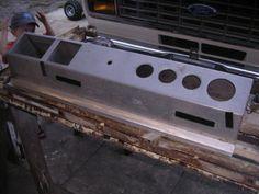 custom dash series III land rover