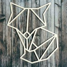 NőiCsizma | Geometrikus róka