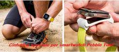 UNIVERSO NOKIA: Cinturino Smartwatch Funzioni Speciali