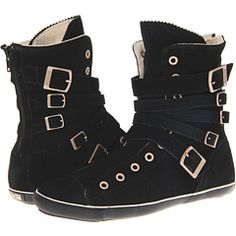 Converse All Star Light Multi Strap X-Hi    WANT SO BAD