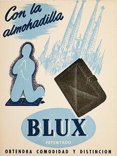 Almohadilla Blux (1952)