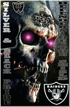 Raider Nation For Life!!!!