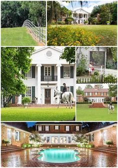 Plantations rarely go on the market but the beautiful Water Oak Plantation has been recently listed. Take a look at this Tallahassee, FL plantation here: http://blog.homes.com/2013/06/water-oak-plantation/