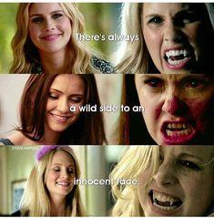 TVD The Vampire Diaries Rebekah,Elena & Caroline Vampire Diaries Rebekah, Serie Vampire Diaries, Vampire Diaries Quotes, Vampire Diaries The Originals, Damon Salvatore, The Cw, Paul Wesley, Grey's Anatomy, Caroline Forbes