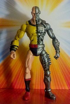 Tharok (DC Universe) Custom Action Figure