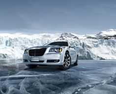 The new 2013 Chrysler 300 Glacier - Spring of 2013
